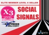 21,000 PR10 Pinterest Social Signals Share Bookmarking Help To Get Organic Traffic