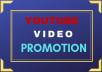 Super Fast YouTube video promotion Vio
