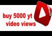 Get 5,000+ USA Yotube Views Cheap