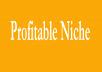 Instantly Scout Highly Profitable Micro Niche with 5 Main Keywords