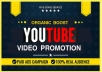 YouTube Video Promotion and Marketing