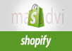 I will add 100 Products to SHOPIFY