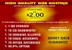High Quality Webhosting