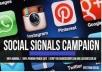 POWERFULL HQ ORGANIC 3000 social signals best social midea site