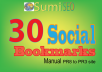 Authority 30 PR8 to PR3 MANUAL Top Social Bookmarks
