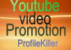 Youtube Video Promotion Referred From Social Sites
