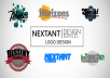 High-end Logo Design with Unlimited Revisions