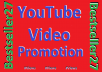 Promote your video on YouTube very fast service