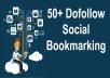 provide you 50+ PR10 to PR5 Social Backlinks