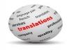 ENGLISH TRANSLATION TO LANGUAGES