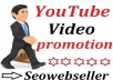 Super offer YouTube Video Promotion Social Media Marketing 48 hours order completed