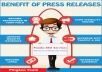 Premium Press Release,SbWire,PRBuzz,MyPRGenie and 10 more sites.