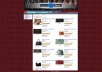 Turnkey Amazon Apparel Affiliate Website Script