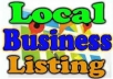 Submit Business details on 30 Top USA OR UK OR AUST CITATION SITES