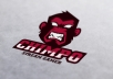 design a professional mascot LOGO design