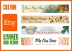 Get 1 Professional Web BANNER Ads designed