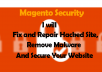 Fix and remove malware from your hacked Magento site for $125