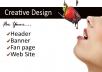 do any photoshop work including photo editing, designing