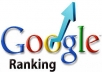 Google top page ranking SEO your Targeted Keywords on your website
