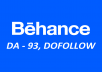 Write and Submit an article on Behance.net (DA - 93) DOFOLLOW LINK