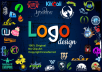 Design a Profesional and creative logo with unlimited revisions