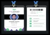 Design ANY iD card within 24 hours