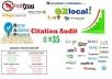 Citation Audit and Cleanup