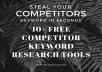 Depth SEO Keyword Research