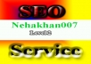 Boost Your Website Google Rankking Guaranteed Service 35 day