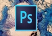 any photo editing in photoshop
