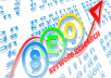 SEO keyword research for your website only