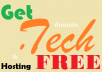 HOW to get .TECH domain & Unlimited Hosting for FREE