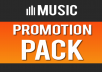 Music Promotion Pack