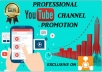 Manually create Youtube Promotion
