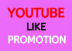 Organic YouTube  promotion pack refill guaranteed super fast delivery