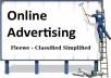 I will post 40 ads on unique high PR classified websites