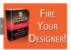 Will Give Amazing Pack, All Graphic Assets You Need, Fire Your Designer