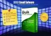Provide You Unlimited Bulk Email Sender