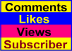 Real Video Comments,Likes,Views,Promotion Instant Start