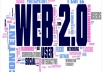 Create Manually 12 High Quality DA PA Web 2.0 Blog Backlinks