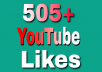 Get-instant-500-To-600-YouTube-Likes-2-4-hours-in-com-for-2