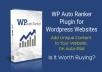 Download WP Auto Ranker: 100% Original Content Creator Plugin For Wordpress