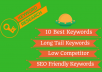 10 Best Keyword Research And Competitor Research