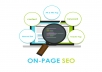 do on page seo optimization for wordpress website