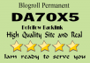 give link DA70x5 site blogroll permanent