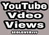 YouTube Organic Video Promotion & Marketing via real users very fast only