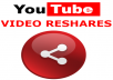 Add 100+ YouTube Reshares to Your YouTube Video from Social Media + Extras Rank up!