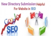 I Do 100 High PR Directory Submission Manually