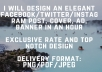 Facebook, twitter, Instagram cover, banner, post DESIGN in an hour