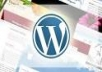 give you 25 Wordpress Blog Websites with great Design and Content!